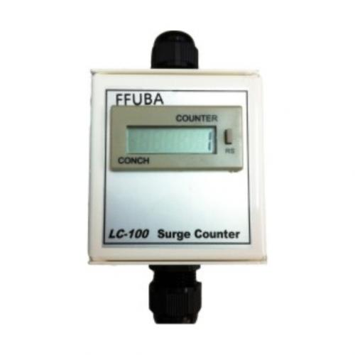 LC-100 LCD 突波計數器