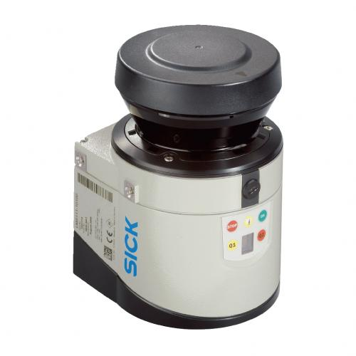 LMS1xx 2D-LiDAR感測器