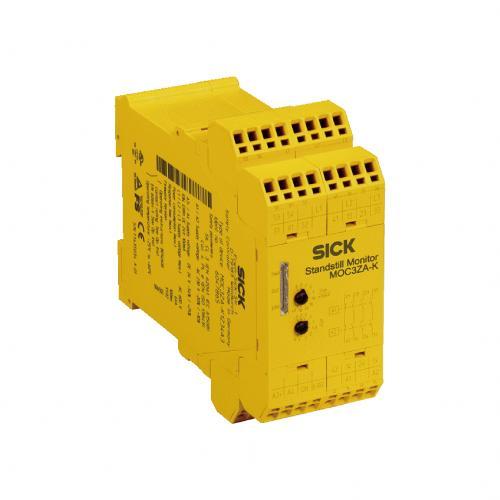Standstill Monitor 安全繼電器